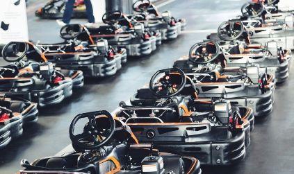 <b>Go kart fleet</b>